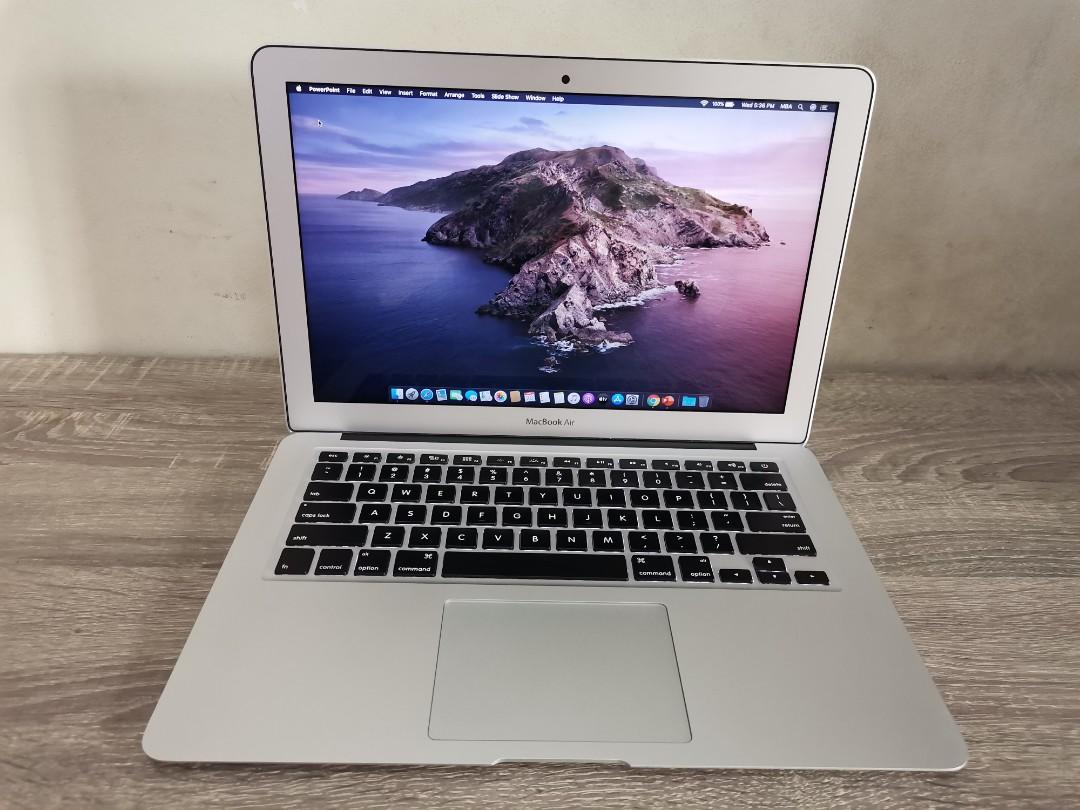Macbook Air 8gb ram 2015 photo
