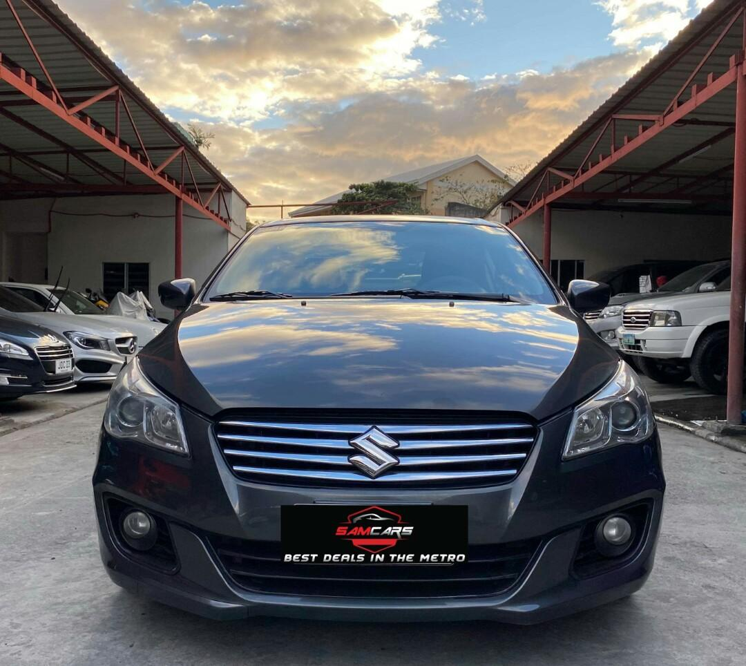 Suzuki Ciaz 1.4 Manual 2016 photo