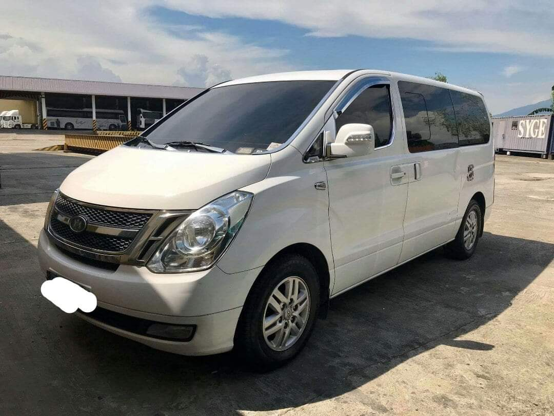 HYUNDAI STAREX photo