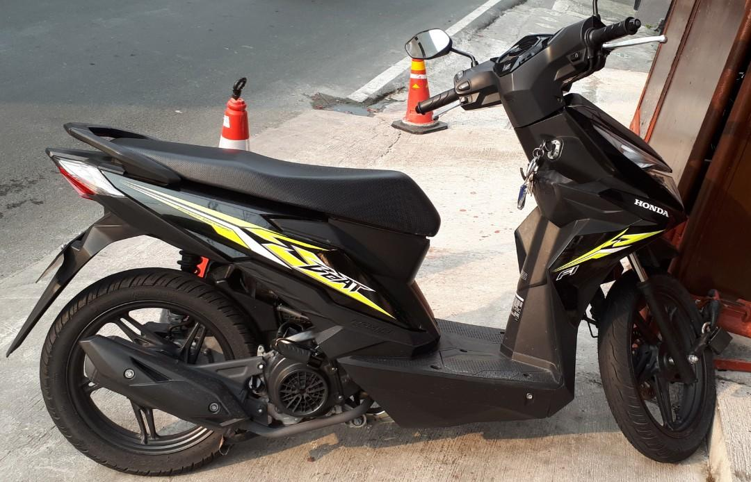 Honda BeAt 2018 photo