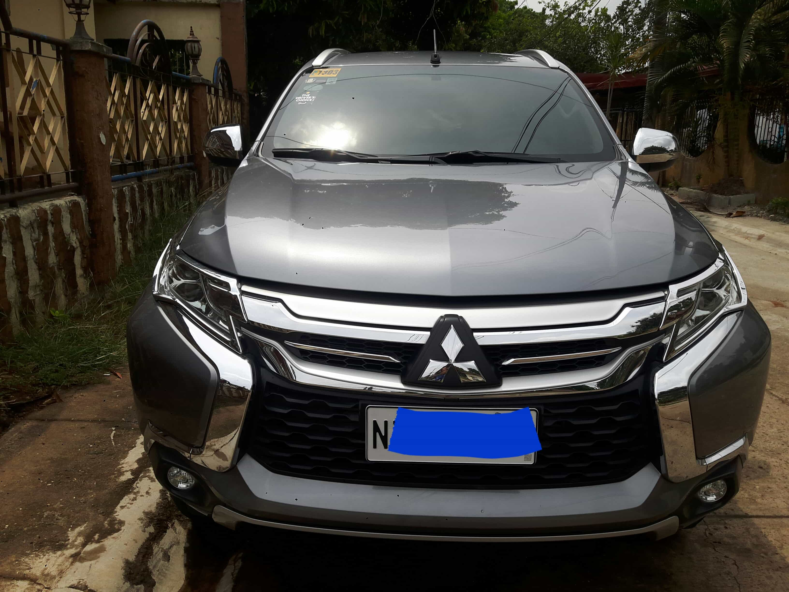 Mitsubishi Montero Sports GLS 2016 model for sale  photo