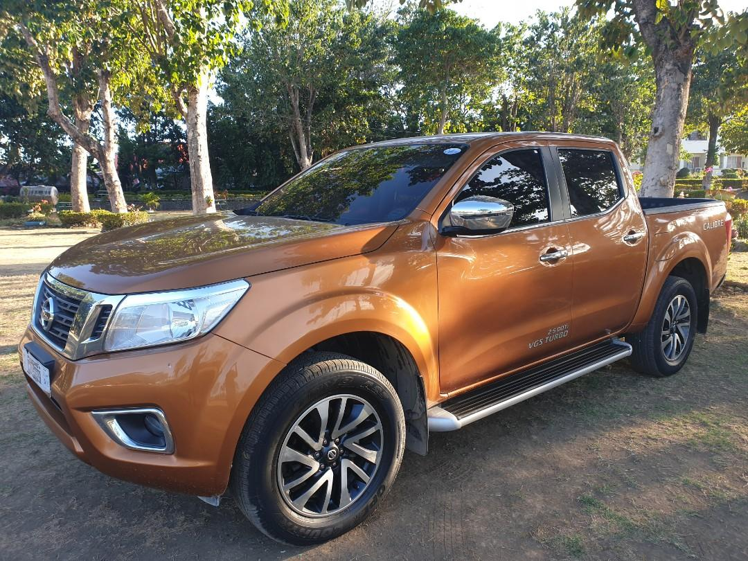 Nissan Navara EL Calibre 2018 MT photo
