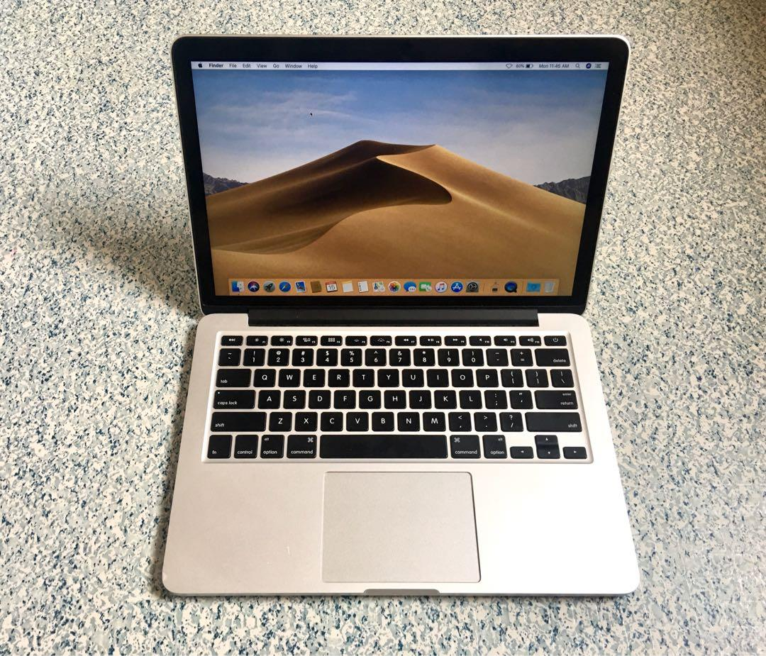 Macbook Pro Retina (13-inch, mid 2014) photo