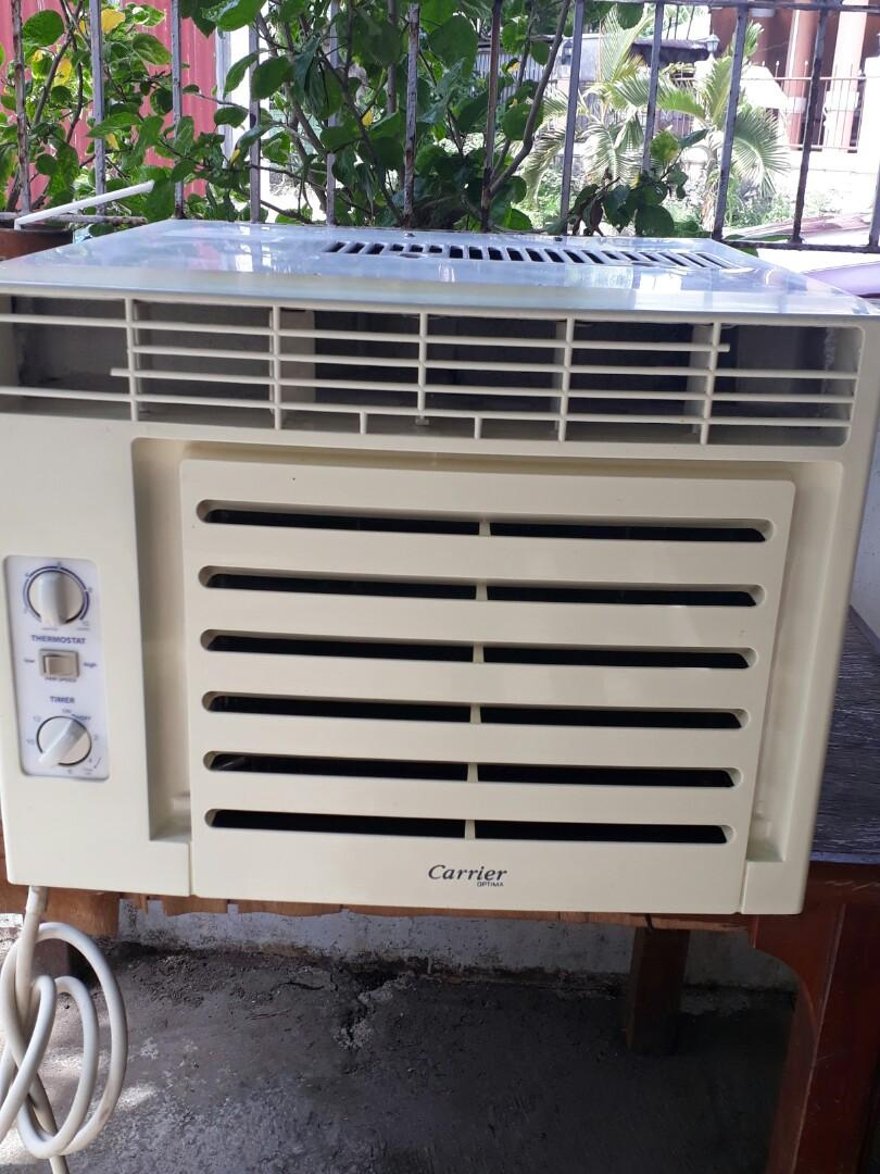 Carrier .75hp Aircon photo