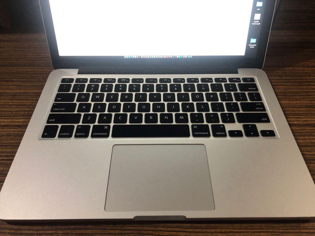 Macbook Pro Retina 2015 13 8GB / 128GB photo