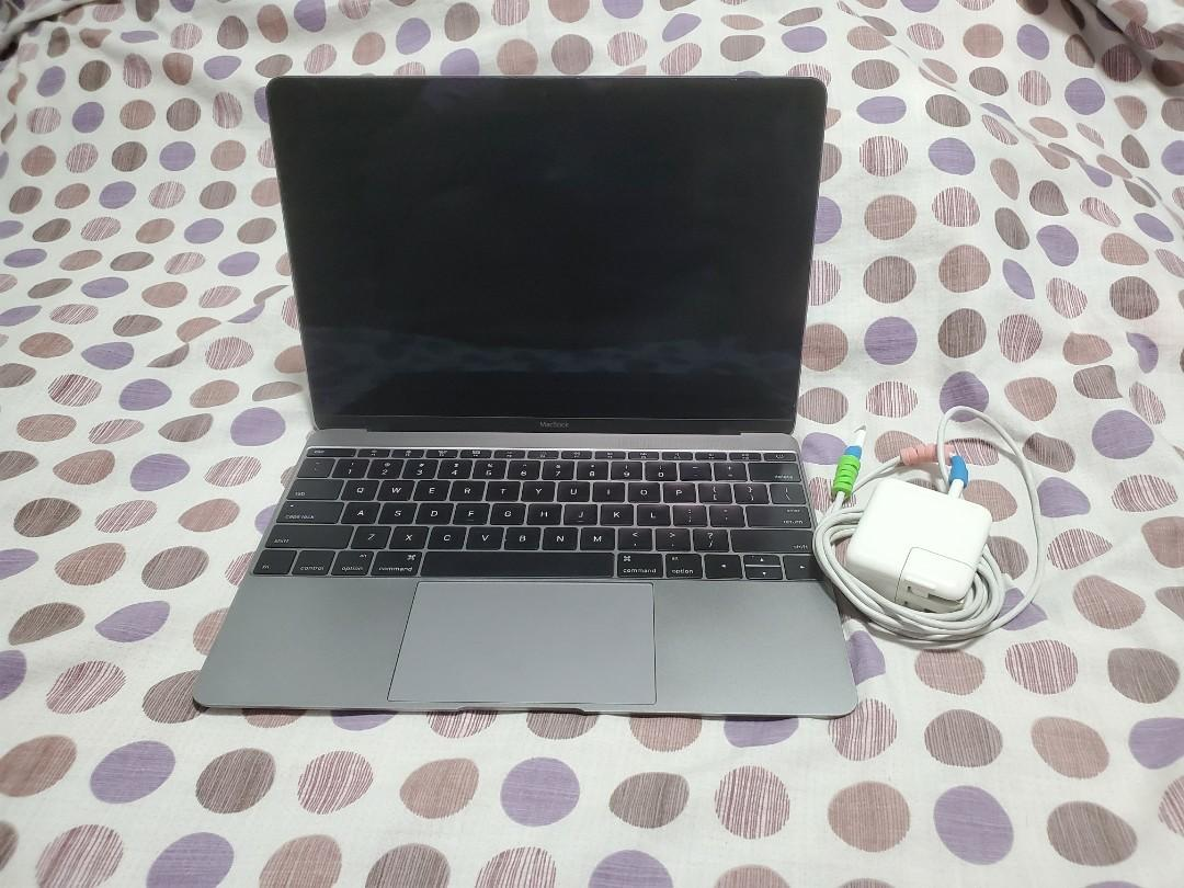 Macbook 12in Retina Early 2015 photo