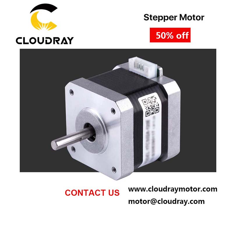 Stepper Motor for 3D printer/ cnc /laser cutter engraver  photo