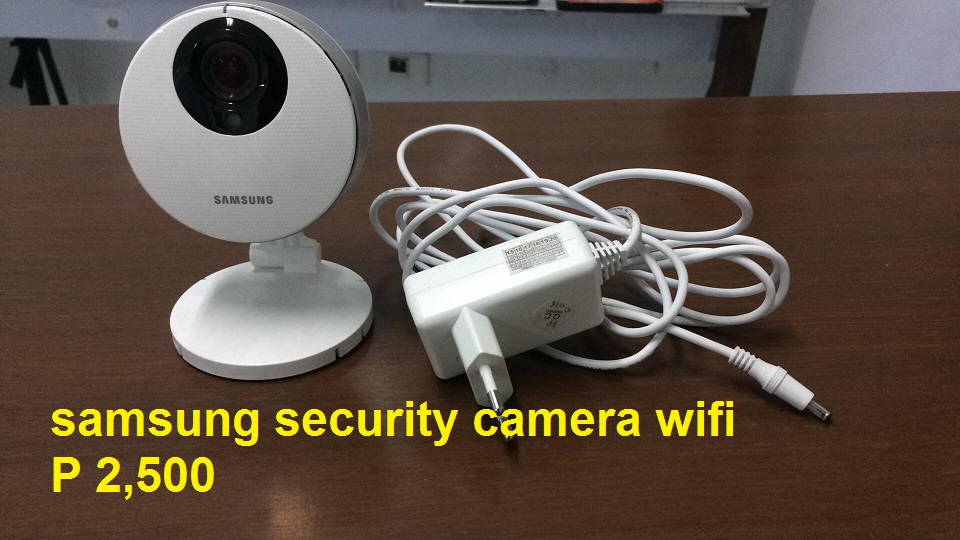 Samsung Security Camera Wifi photo