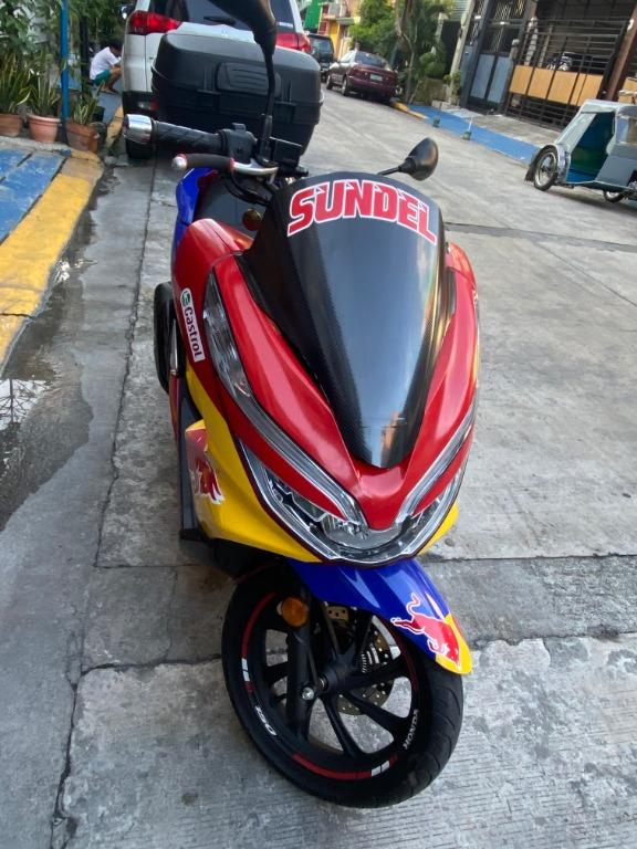 Honda PCX 150cc model 2019 photo