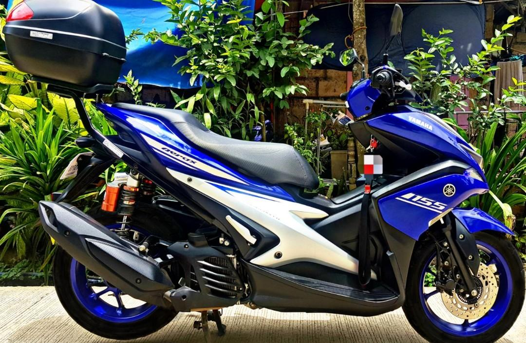 Yamaha Aerox 155 2019 photo