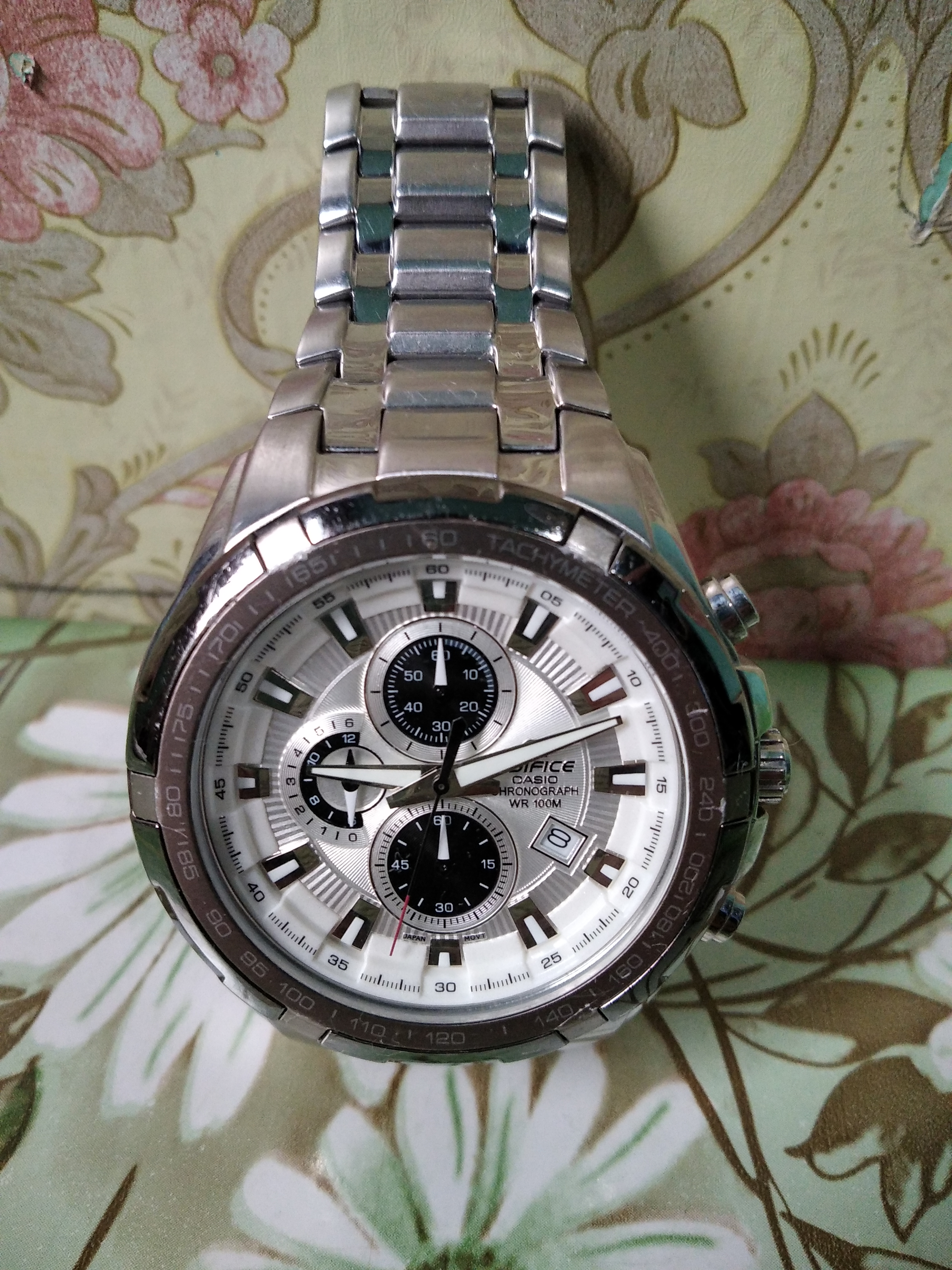 Authentic Casio Watch photo