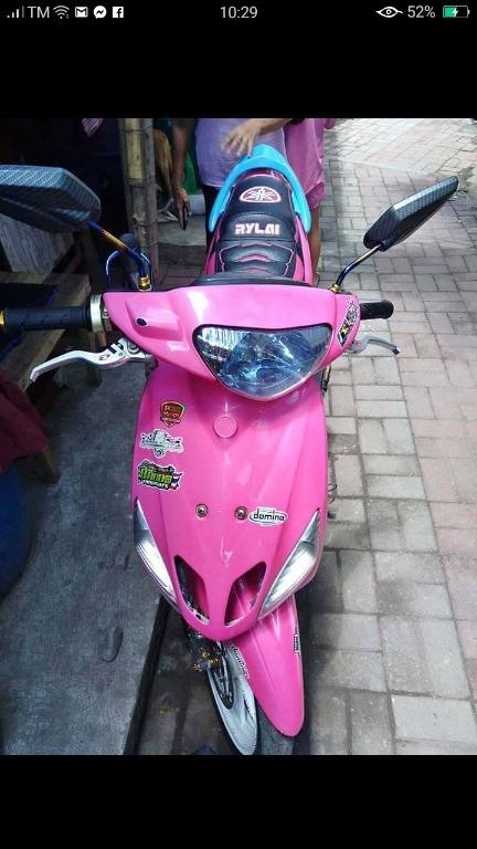 Yamaha Mio Sporty 2009 model Pormado photo