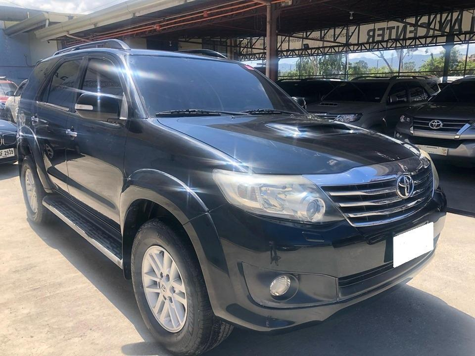 2013 Toyota Fortuner G 2.5 4X2 photo