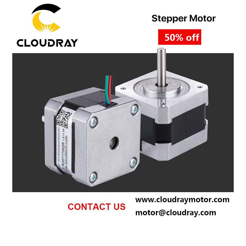 Nema 17 stepper motor for 3D printer  photo