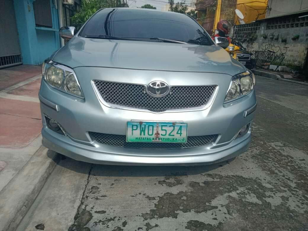 Toyota altis toyota altis MT 2010 photo