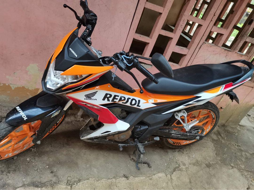 RS 150 repsol edition 2018 photo