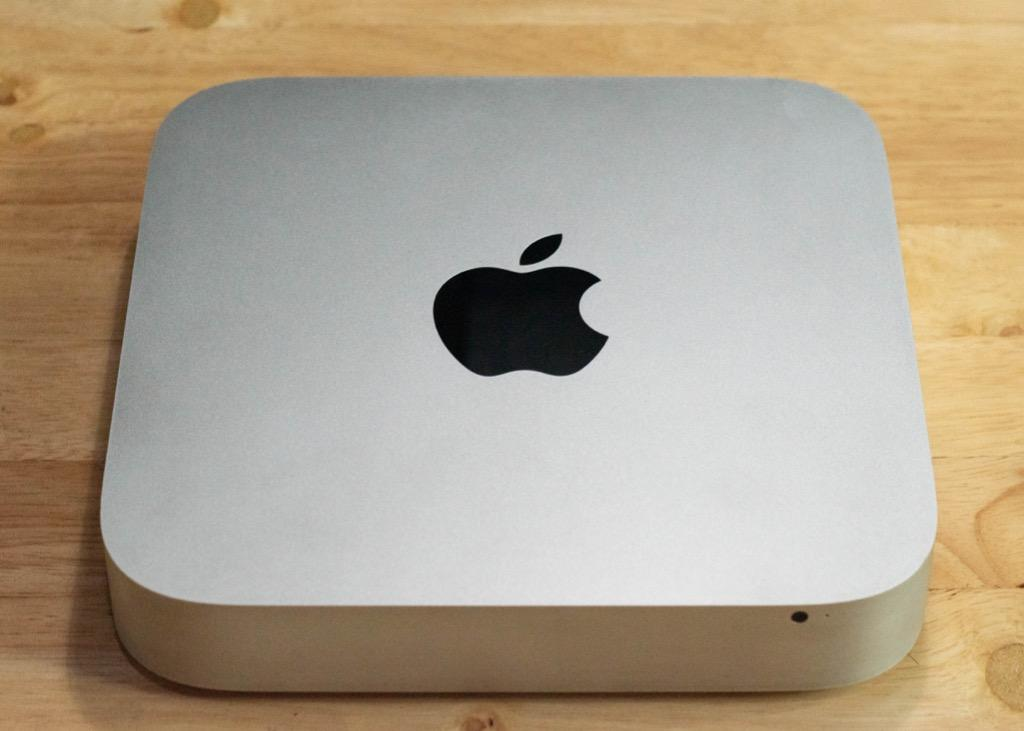 Apple Mac mini (late-2012) 250GB photo