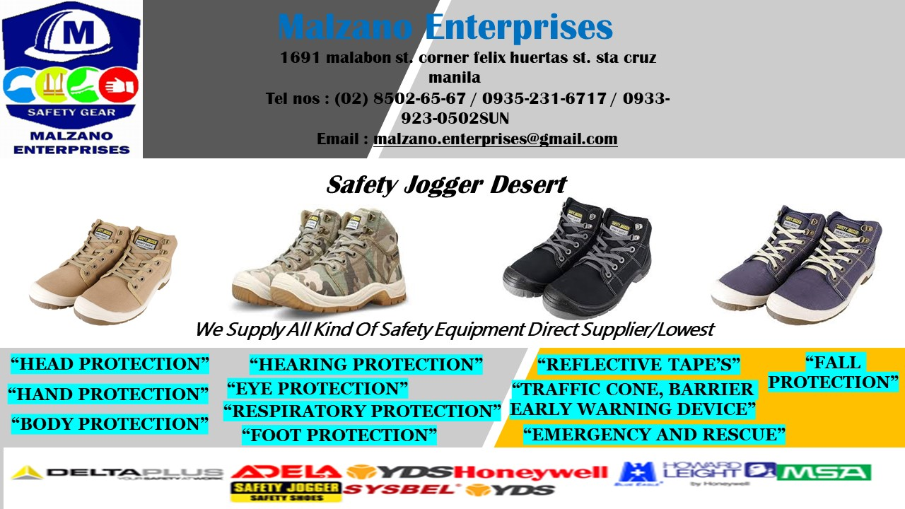 Safety Jogger  Safety Shoes Desert photo