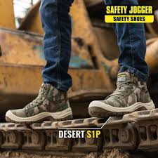 Safety Jogger Desert Camouflages   photo