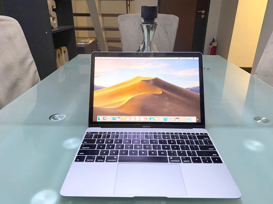 Macbook Retina 12inch 2015 256gb photo