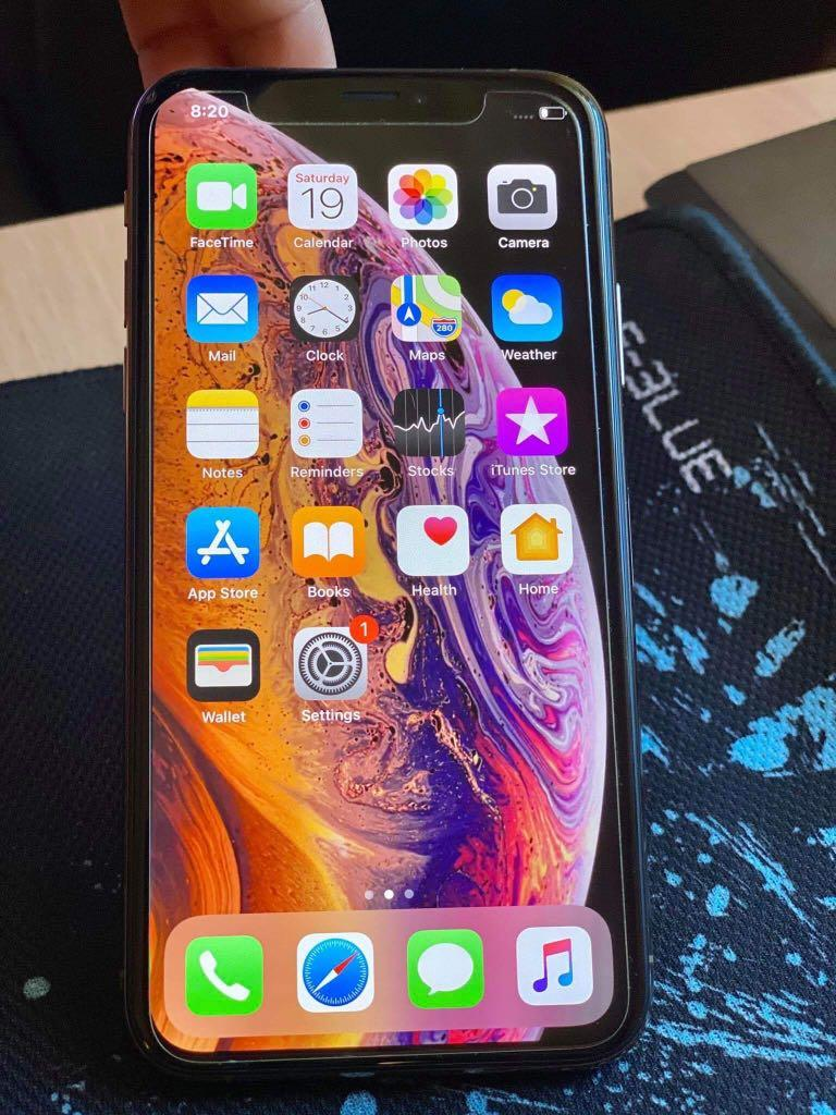 Apple IPhone XS 64GB Gold photo