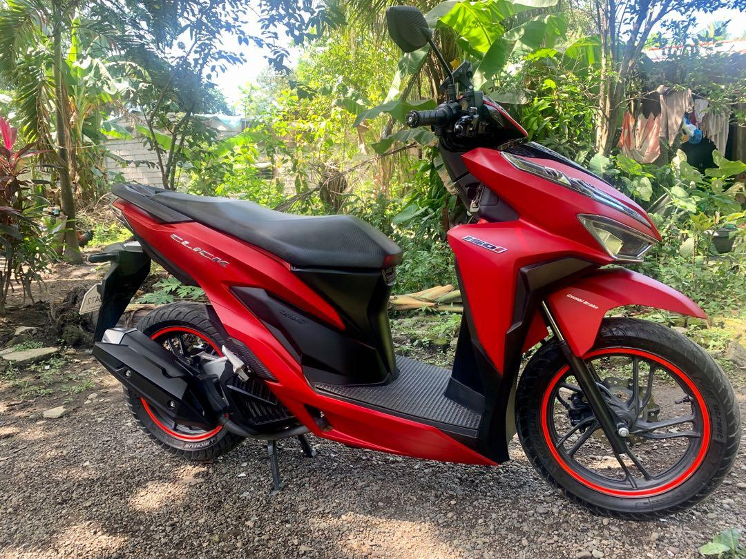 Honda Click 150i Game Changer 2018 photo