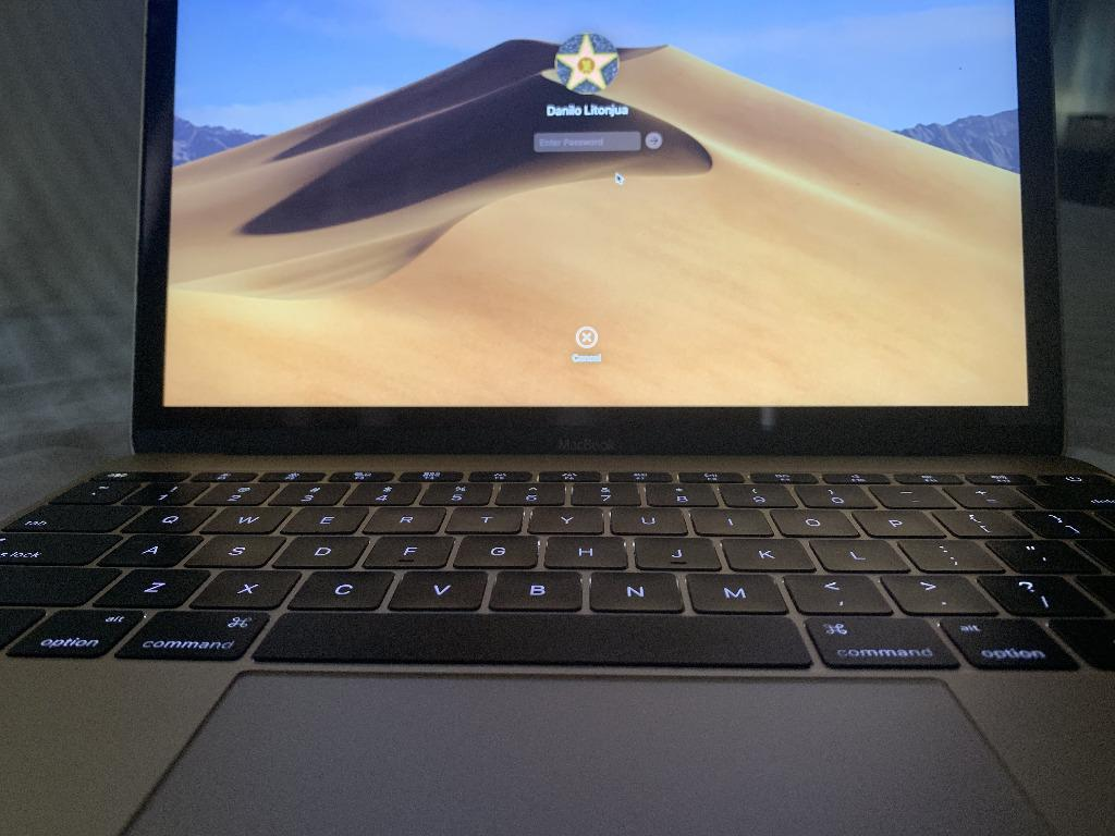 macbook air 12 early 2015 photo
