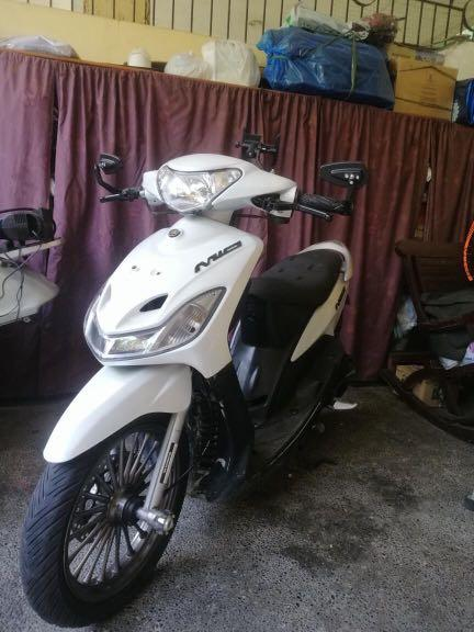 Yamaha Mio sporty 2010 photo