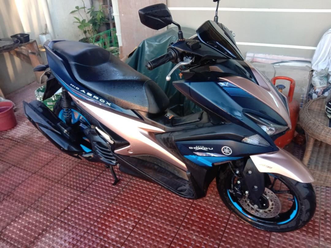 Yamaha Aerox Doxou 155 2019 photo