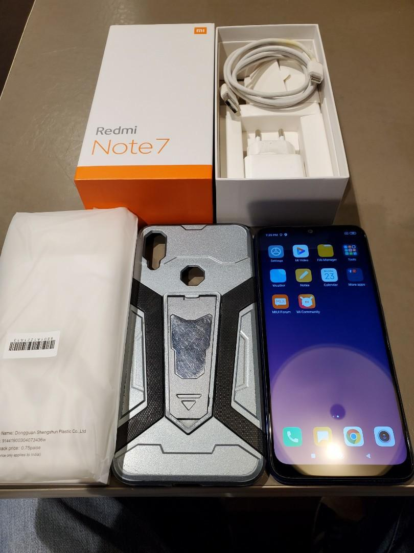 Xiaomi Redmi Note 7 4GB/64GB photo