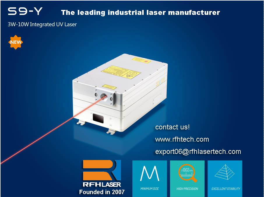 355 nm Ultraviolet Laser manufacturer 3W5W UV laser photo