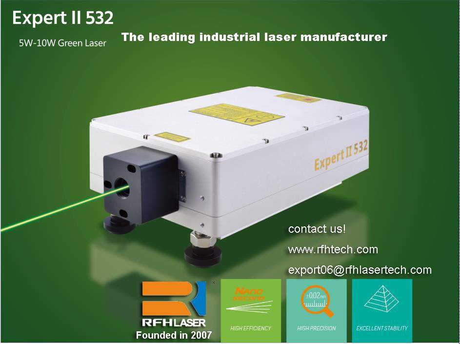Green laser 532nm supplier 13 years experience photo