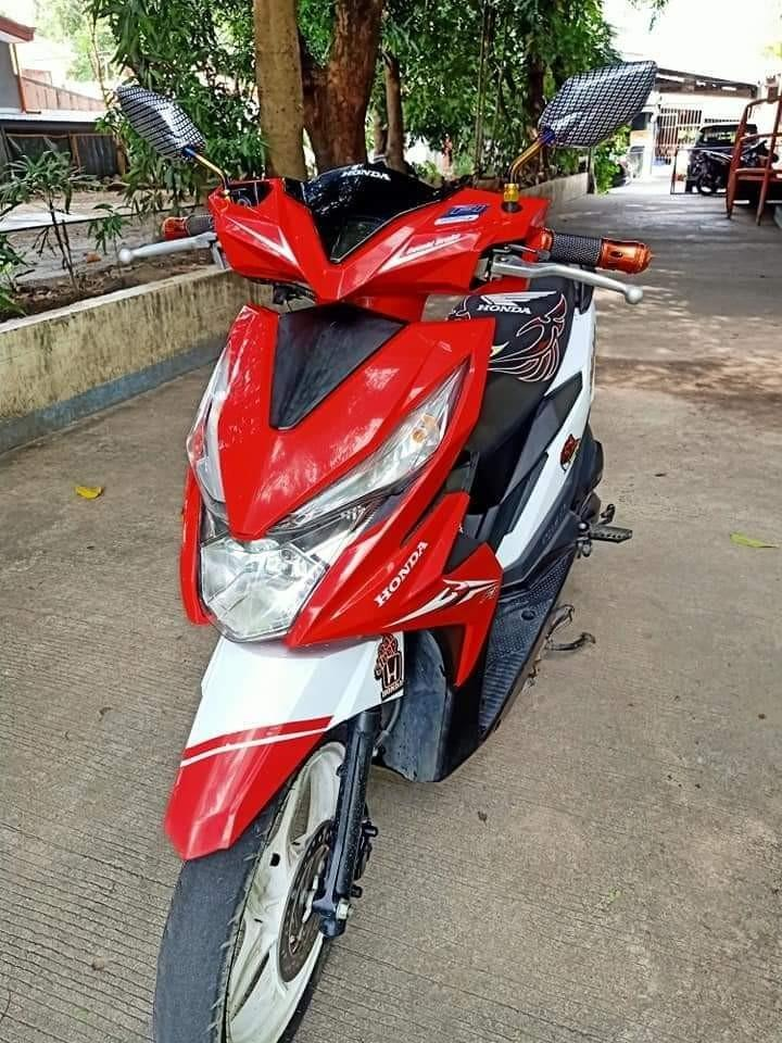 Honda beat 2019 premium photo