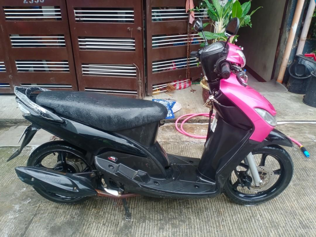 Yamaha Mio sporty 2014 photo