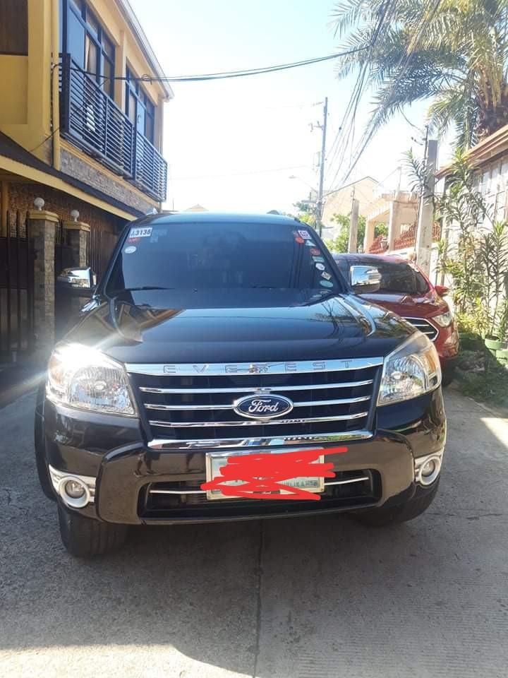 Ford Everest 2011 MT photo