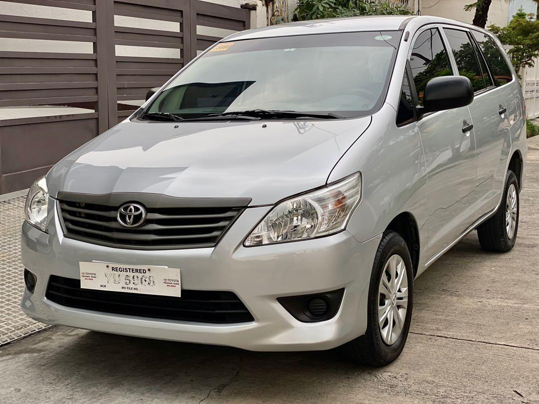 2016 Toyota Innova J Manual photo