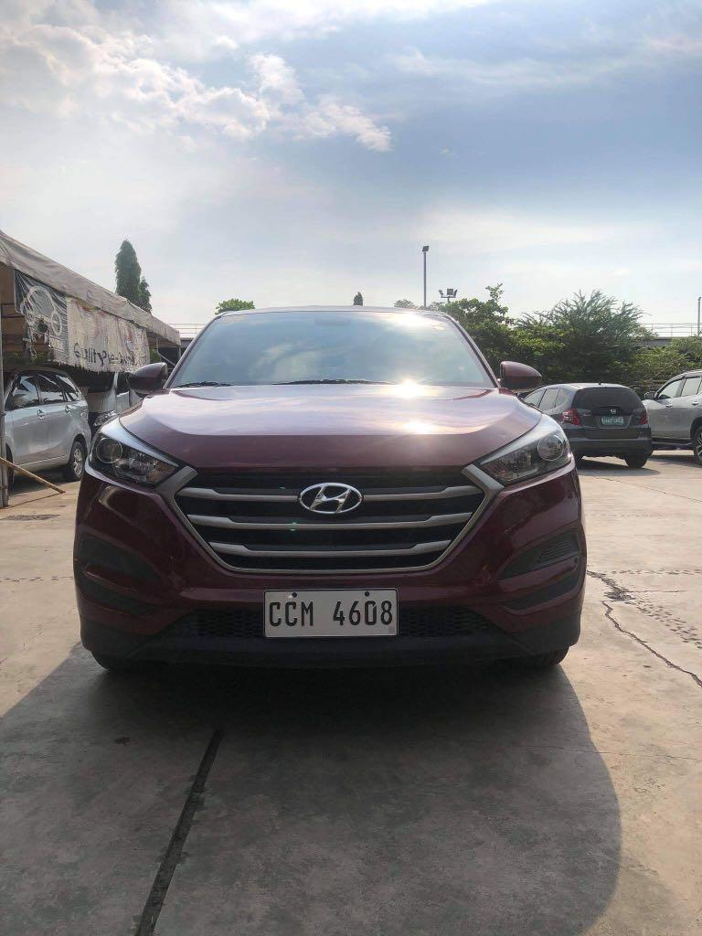 2016 Hyundai Tucson GL 2.0 Gas AT photo