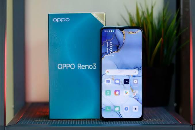 Oppo Reno 3 128GB photo