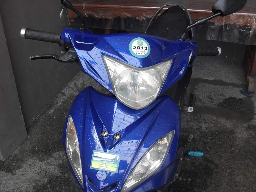 motorcycle Lucky star 125cc photo