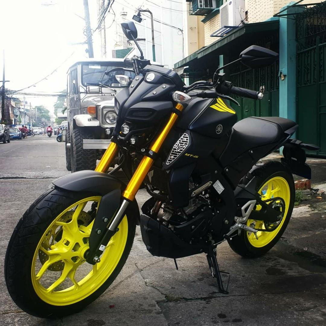 YAMAHA MT-15 2020 photo