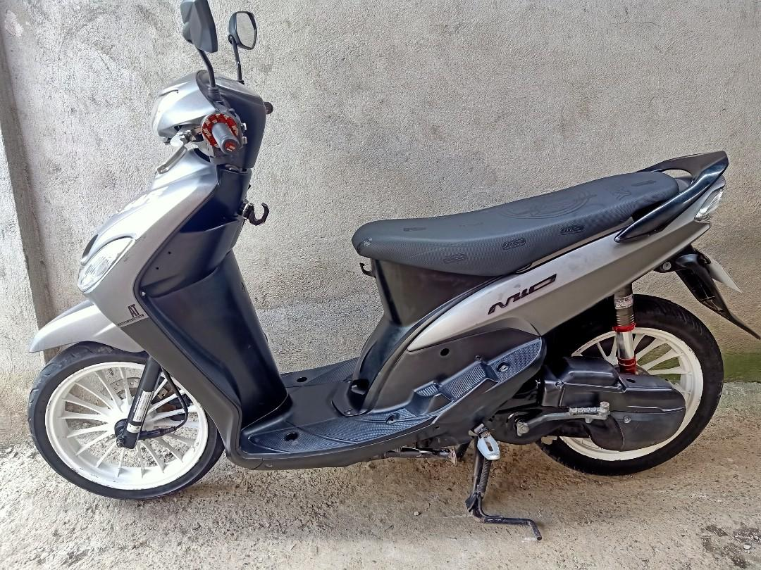 Yamaha Mio sporty 2017 photo
