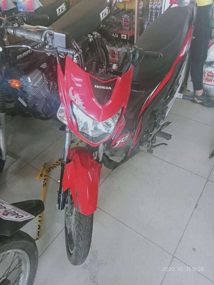 Honda RS 125 fi 2018 photo