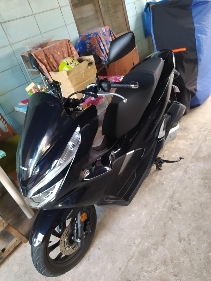 Honda PCX 2020 ABS Black photo