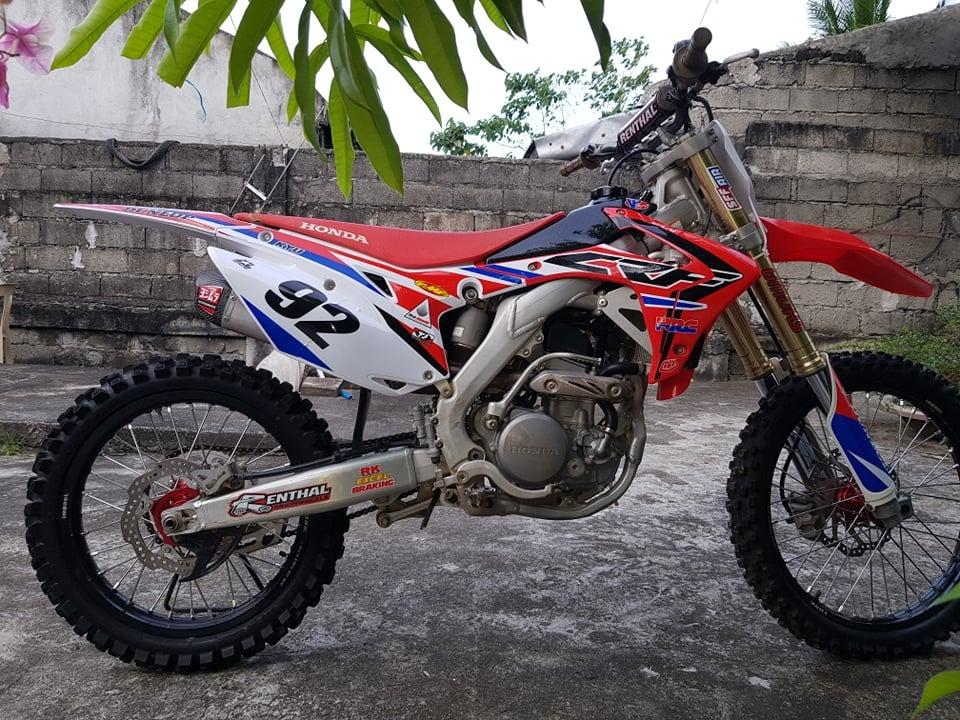 HONDA CRF250r 2015 photo
