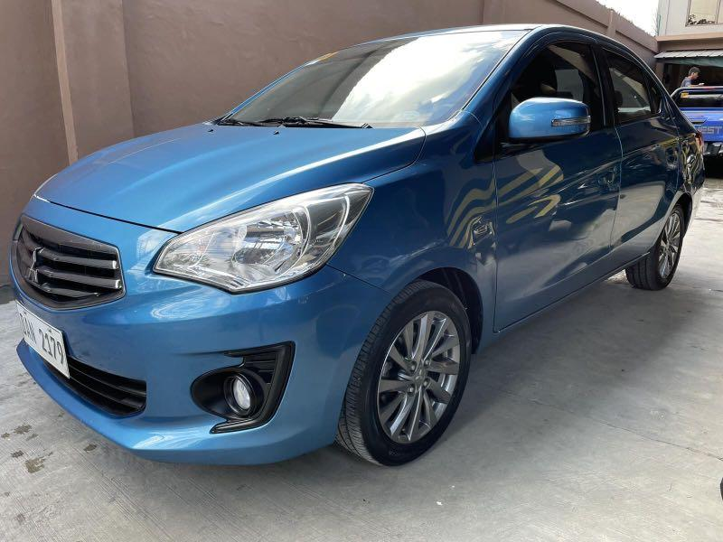 2019 Mitsubishi Mirage G4 GLS AT photo
