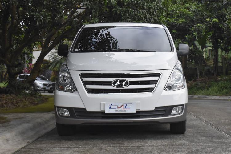 Hyundai Grand Starex Auto 2017 photo