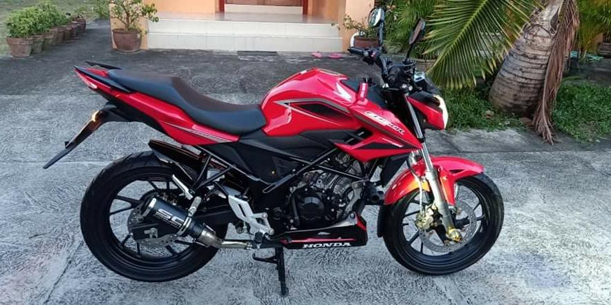 Honda CB150R 2018 photo