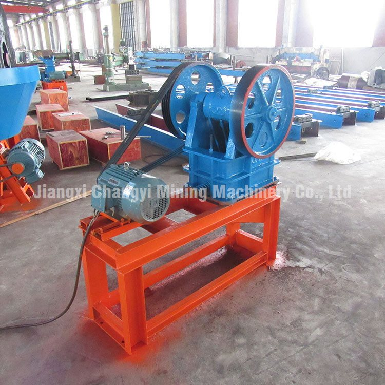 China mobile stone jaw crusher , stone crushing plant/concrete recycling crushing machine photo