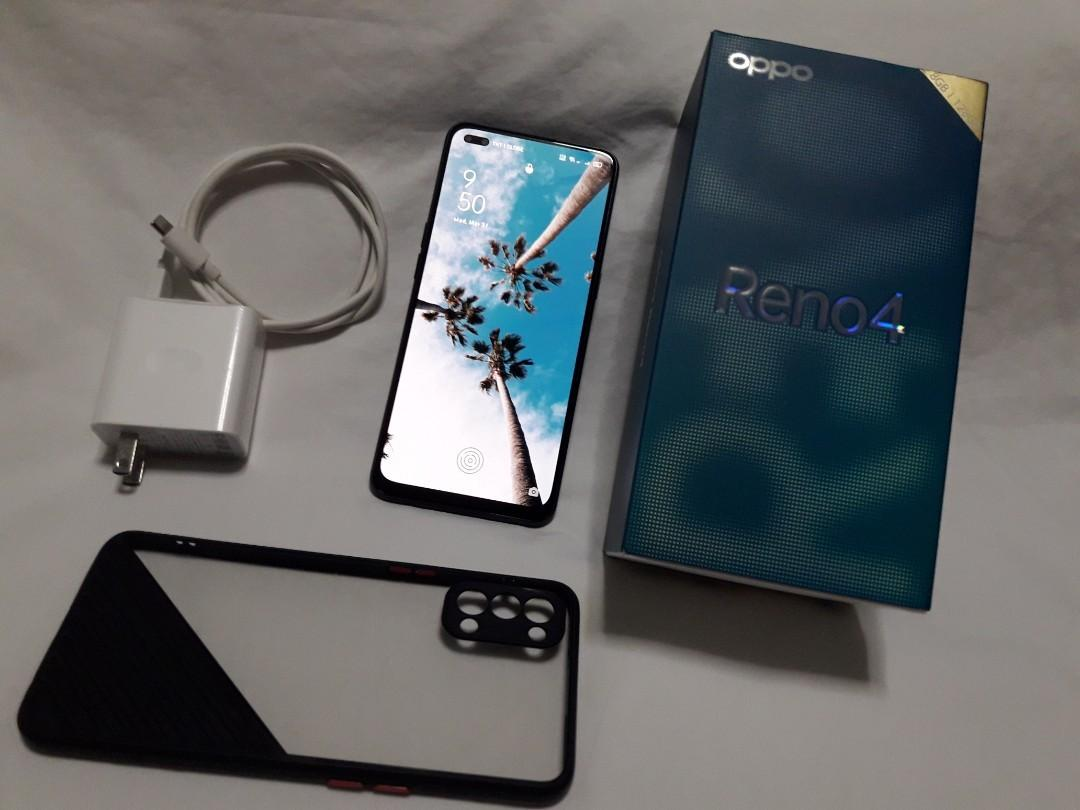 Oppo Reno 4 128GB photo