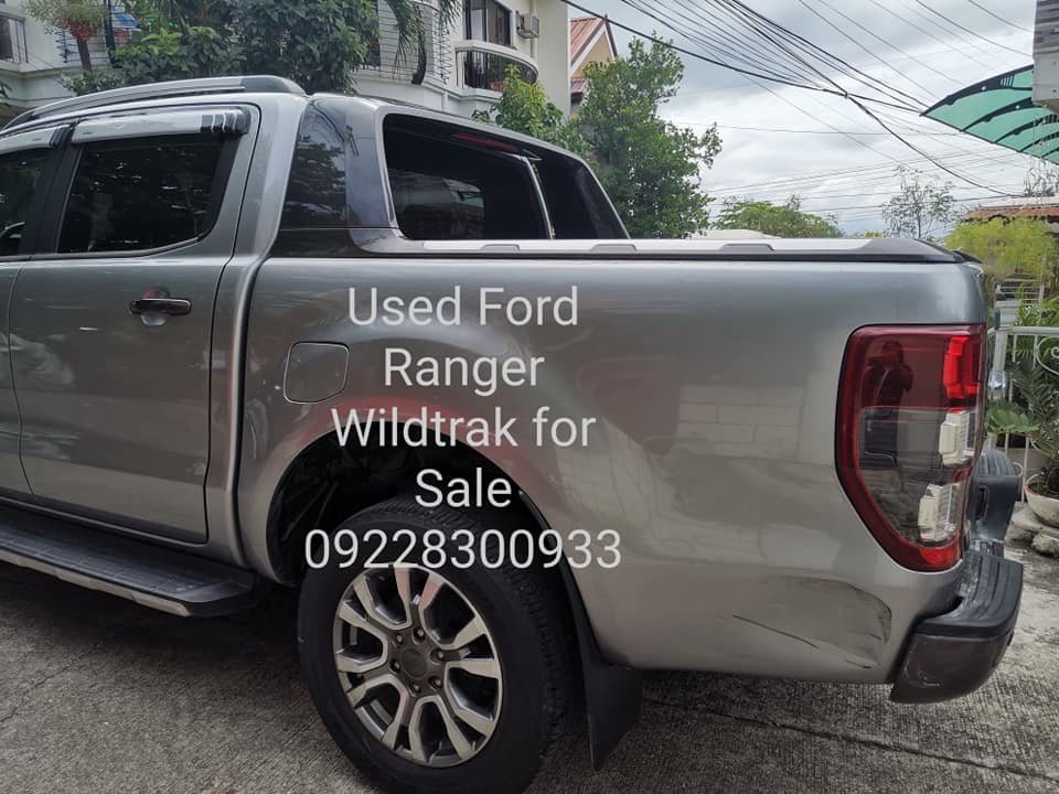 Used Wildtrak Ford Ranger for Sale P990,000 Good Condition: Cebu, PH photo